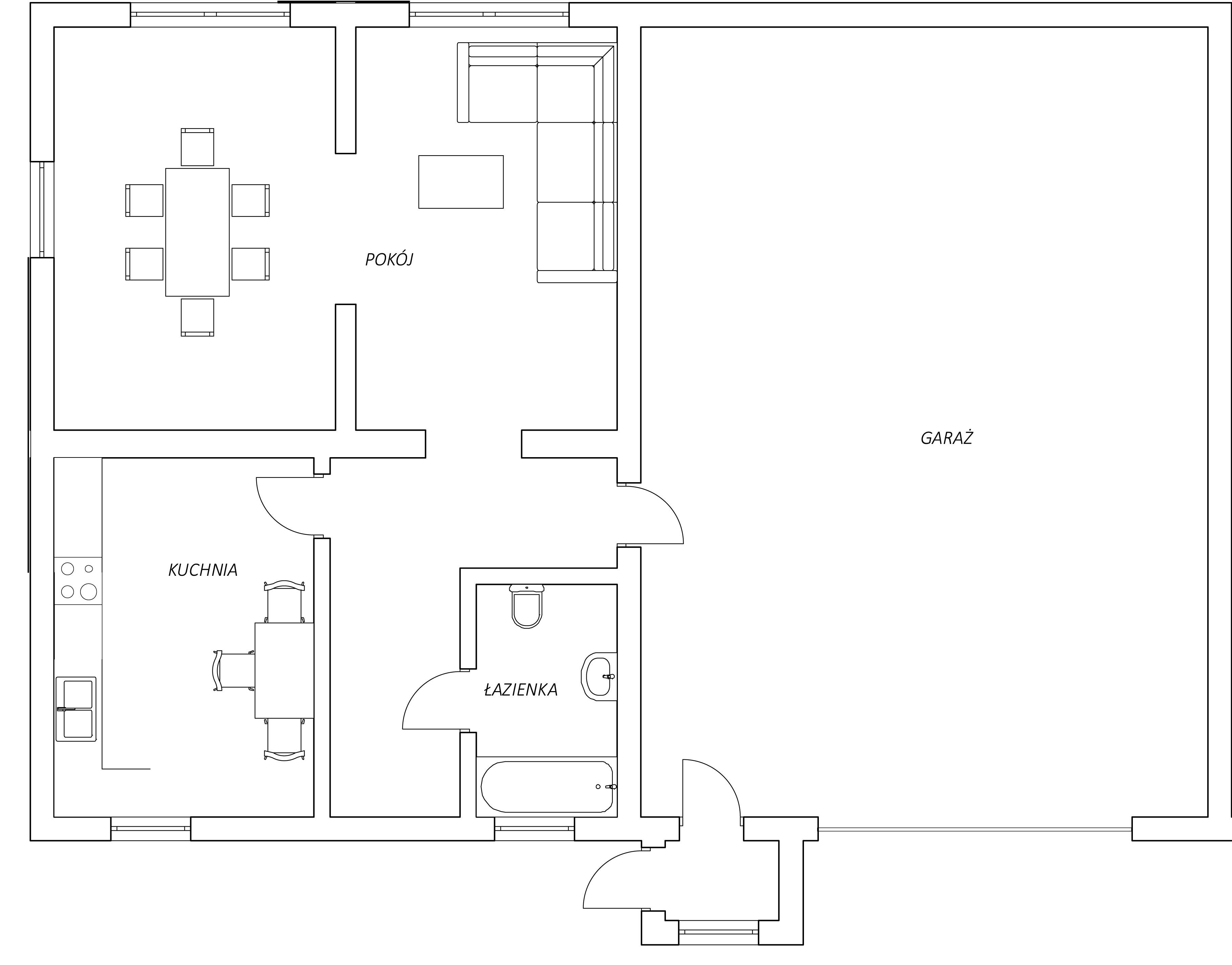 RE-NEW HOUSE PRZED BUDOWĄ